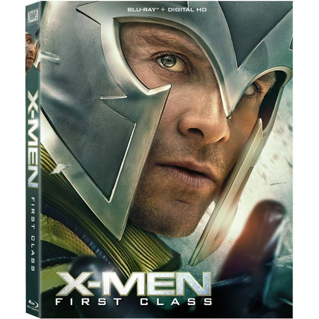 X-Men: First Class [Blu-ray+Digital HD]