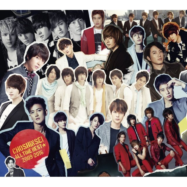All Time Best 2009-2011 [4CD+DVD Limited Edition]