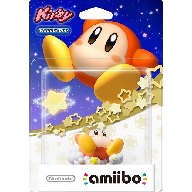 amiibo Kirby Series Figure (Waddle Dee)