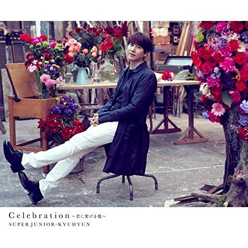 Celebration - Kimi Ni Kakeru Hashi [CD+DVD]