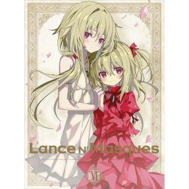 Lance N' Masques Vol.6 [Blu-ray+CD Special Edition]