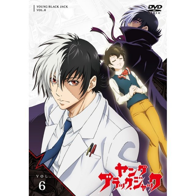 Young Black Jack Vol.6