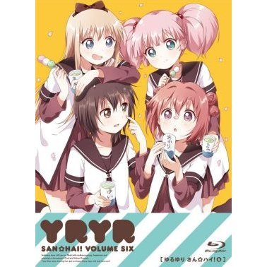 Yuru Yuri San Hai! Vol.6 [Blu-ray+CD]
