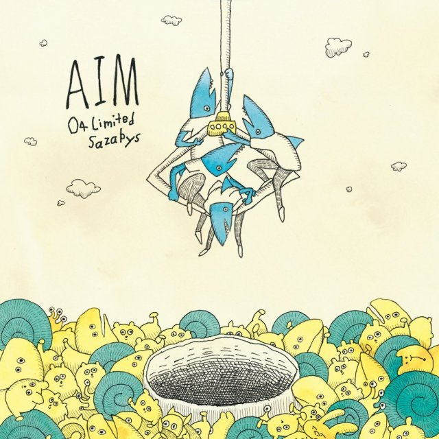 Aim [CD+DVD Limited Edition]