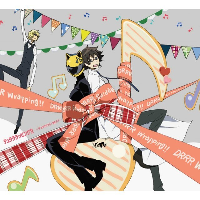 Durarawrapping - Durarara Best [CD+DVD Limited Pressing]