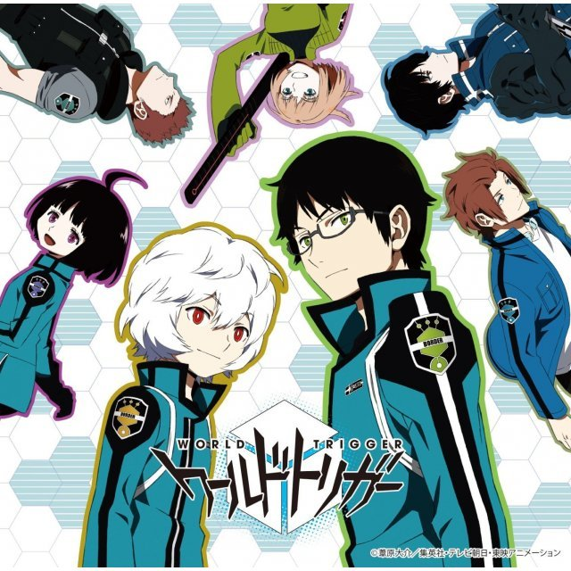 World Trigger Original Soundtrack