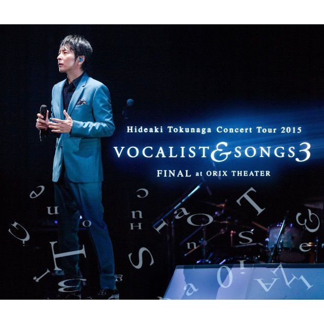 Concert Tour 2015 Vocalist And Songs 3 Final At Orix Theater [2CD+DVD Limited Edition]