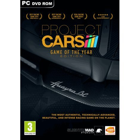 Project CARS [Game of the Year Edition] (DVD-ROM)