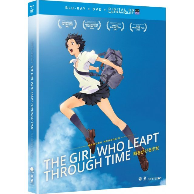 The Girl Who Leapt Through Time [Blu-ray+DVD+Digital HD+Ultraviolet]