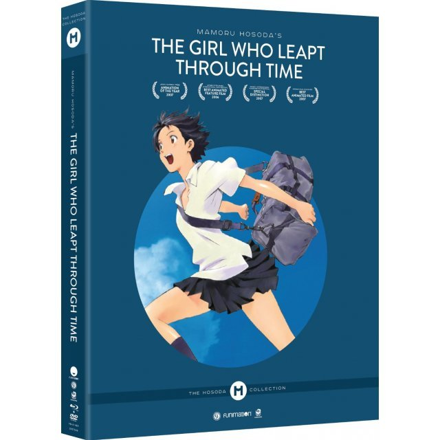 The Girl Who Leapt Through Time (Hosoda Collection) [Collector's Edition]