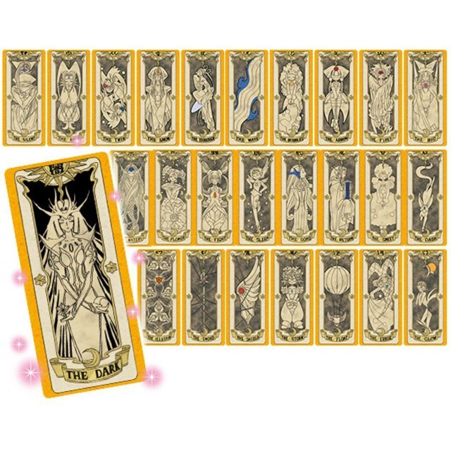 Cardcaptor Sakura Clow Card Collection Dark