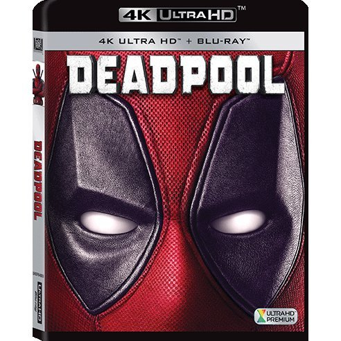 Deadpool [4K UHD Blu-ray + Blu-ray]