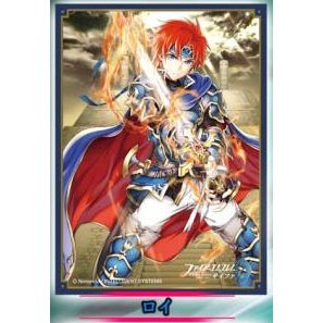 Fire Emblem Cipher Sleeve Collection No. FE29: Roy