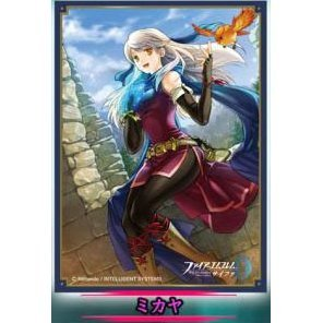 Fire Emblem Cipher Sleeve Collection No. FE31: Micaiah