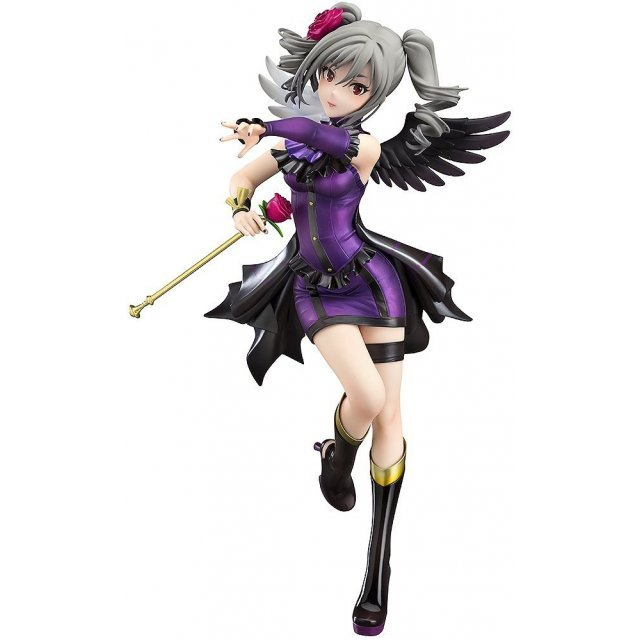 Idolm@ster Cinderella Girls 1/7 Scale Pre-Painted Figure: Ranko Kanzaki ~Rosenburg Engel~