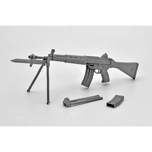 Little Armory 1/12 Scale Plastic Model Kit: LA020 Howa Type 89 Assault Rifle Type