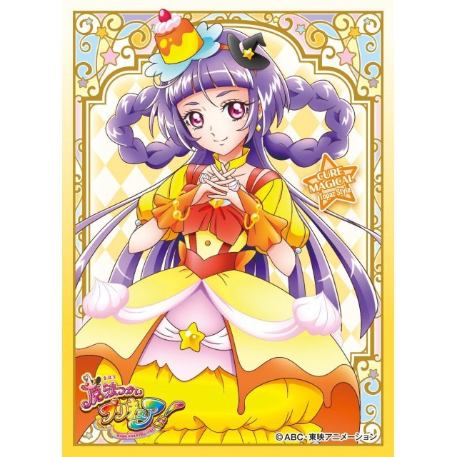Maho Girls PreCure! Character Sleeve: Cure Magical Topaz Style