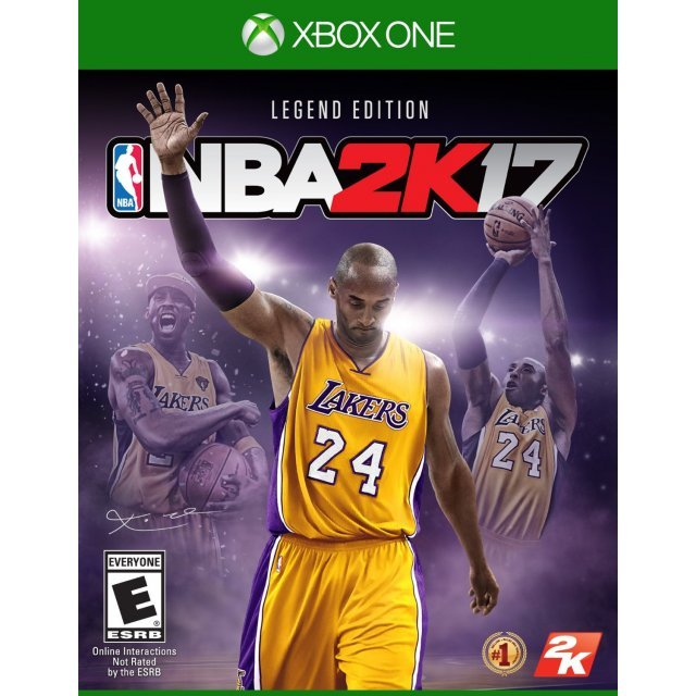 NBA 2K17 [Legend Edition]