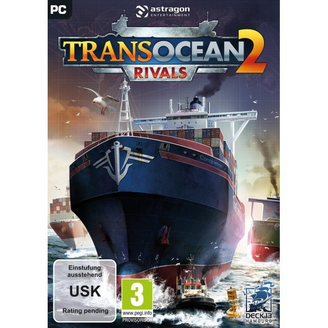TransOcean 2: Rivals (DVD-ROM)