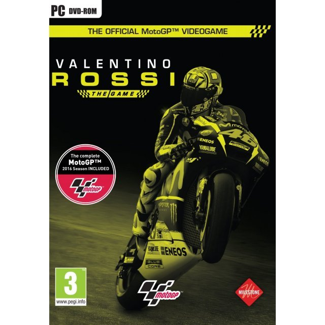 Valentino Rossi The Game (DVD-ROM)