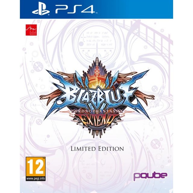 BlazBlue: Chrono Phantasma Extend (Limited Edition)