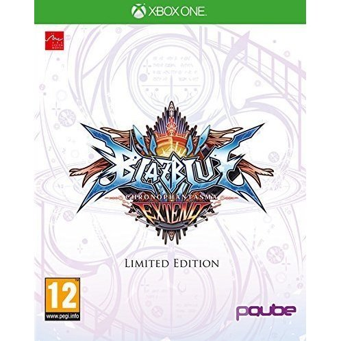 BlazBlue: Chrono Phantasma Extend [Limited Edition]