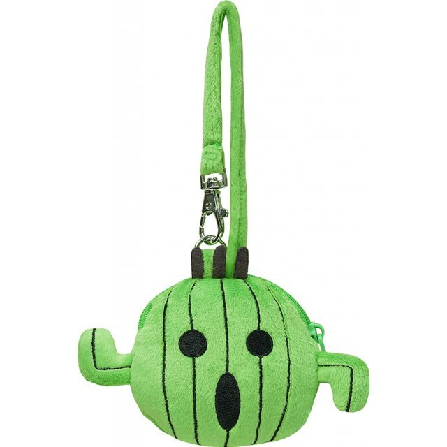 Final Fantasy XIV Heavensward Plush Pouch: Cactuar