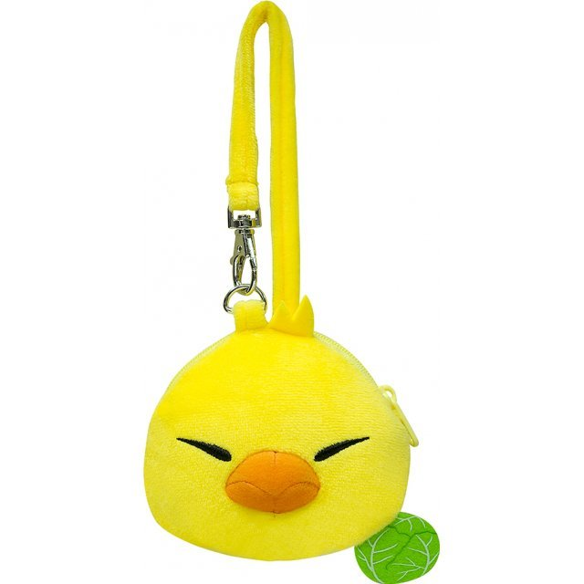 Final Fantasy XIV Heavensward Plush Pouch: Fat Chocobo
