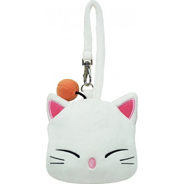 Final Fantasy XIV Heavensward Plush Pouch: Moogle