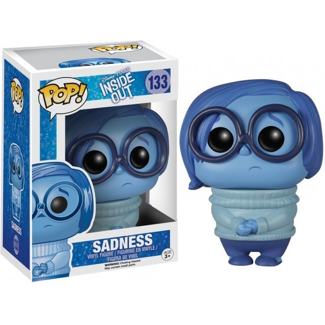 Funko Pop! Inside Out: Sadness