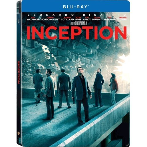 Inception [SteelBook Limited Edition]