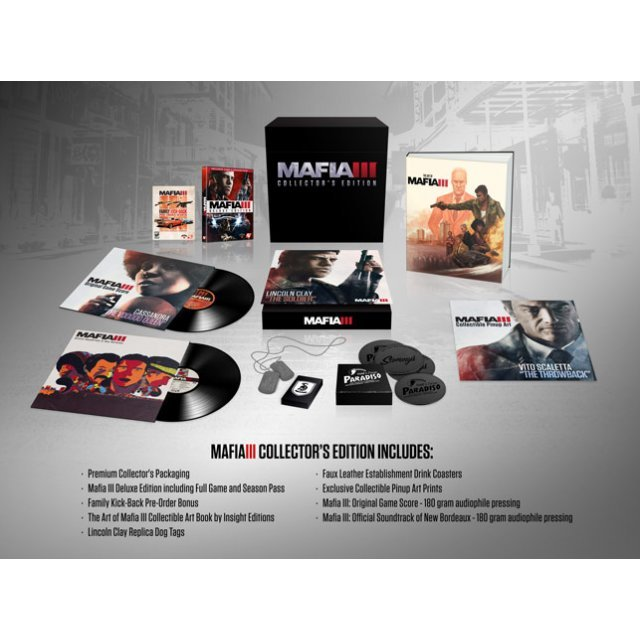 Mafia III [Collector's Edition]