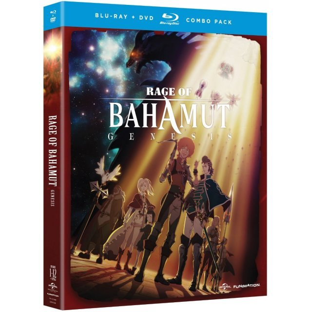 Rage of Bahamut: Genesis - Season One [Blu-ray+DVD]