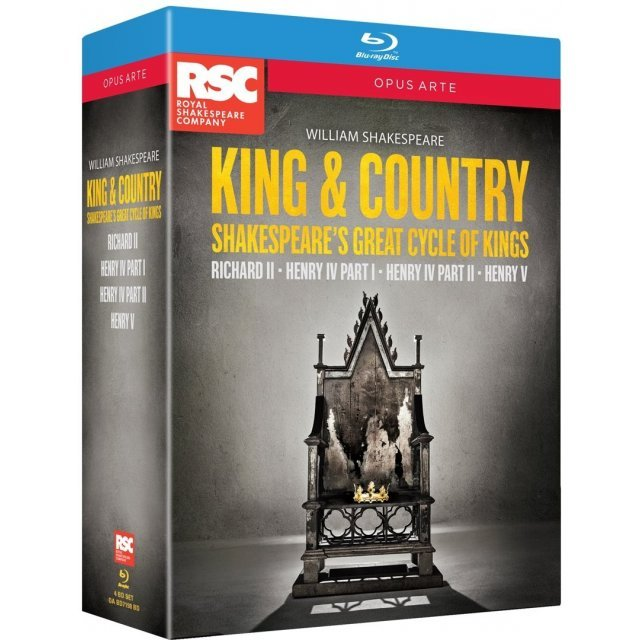 King & Country: Shakespeare's Great Cycle of Kings