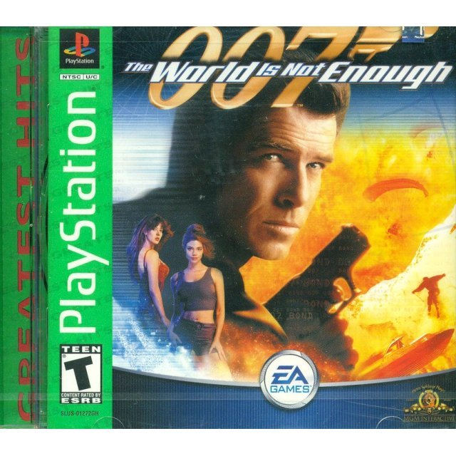 007: The World is Not Enough (Greatest Hits)