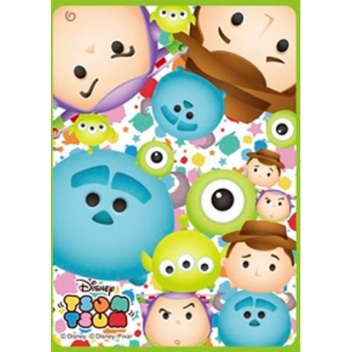 Disney Tsum Tsum Sleeve Collection Mat Series No. MT193: Pixer Series
