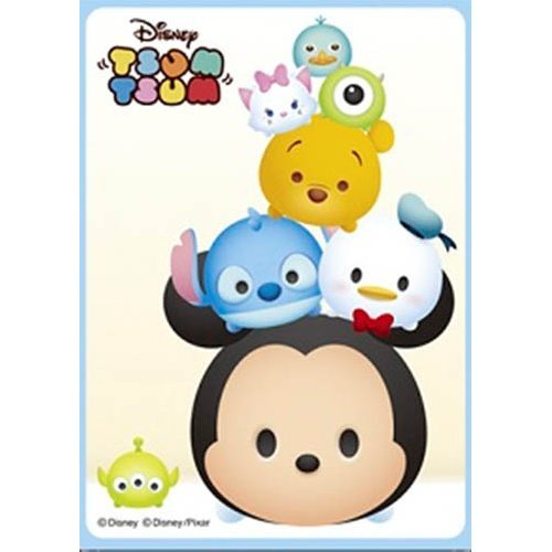 Disney Tsum Tsum Sleeve Collection Mat Series No. MT194: Original