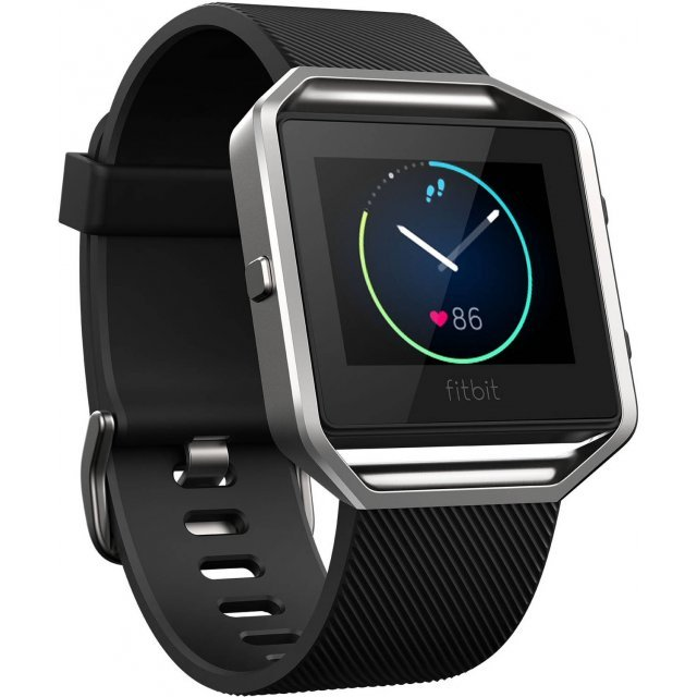 Fitbit Blaze Activity Tracker, Large (Black)