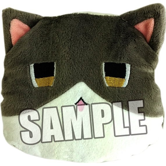 Hetalia The World Twinkle Plush Pochette: Japan Cat