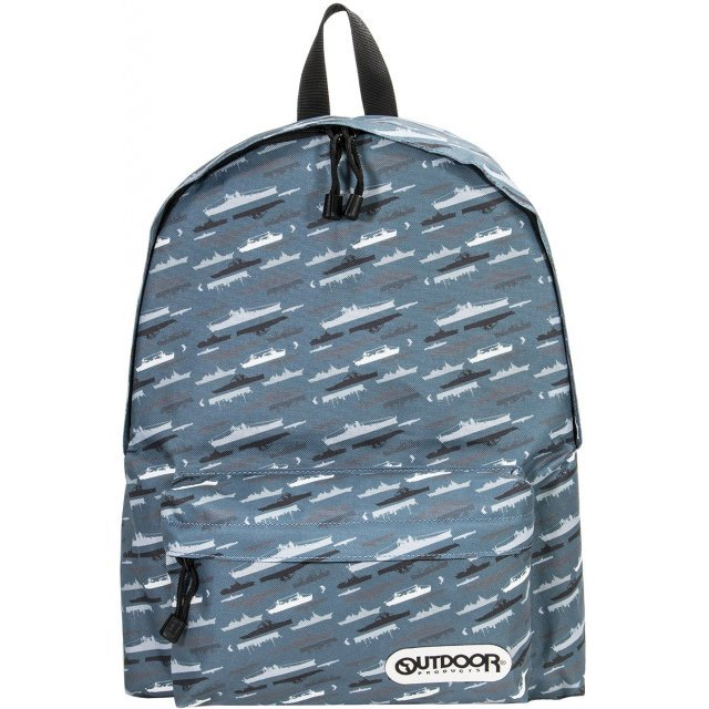 High School Fleet x Outdoor Products Daypack Ani-Camouflage