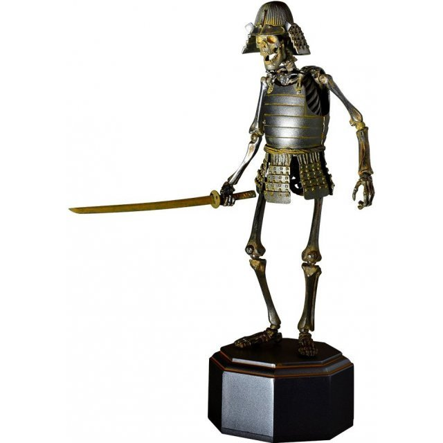 KT Project KT-009 Takeya Freely Figure: Skeleton Warrior Iron Rust Edition