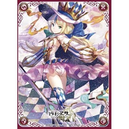 Million Arthur TCG Official Card Sleeve: Konton no Kyogenkai Mythology Type Roki