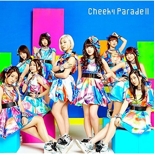 Cheeky Parade II [Type W]
