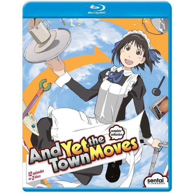 And Yet The Town Moves: Season One Complete Collection