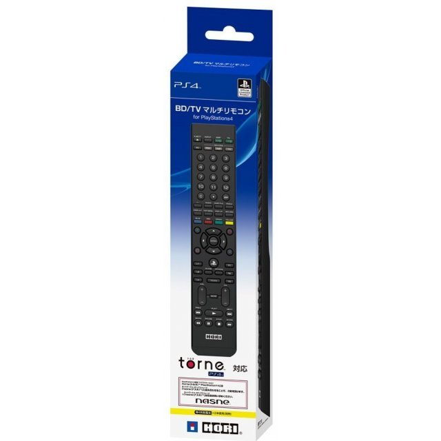 BD/TV Multi Remote Control for Playstation 4