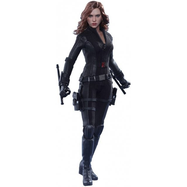 Captain America Civil War 1/6 Scale Collectible Figure: Black Widow