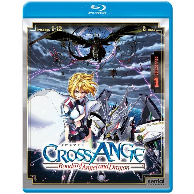 Cross Ange: Rondo of Angels and Dragons - Collection 1