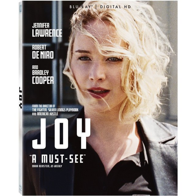 Joy [Blu-ray+Digital HD]
