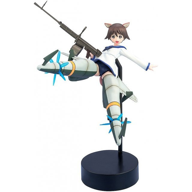 PLAMAX MF-06 Strike Witches the Movie 1/20 Scale Model Kit: Minimum Factory Sakamoto Mio