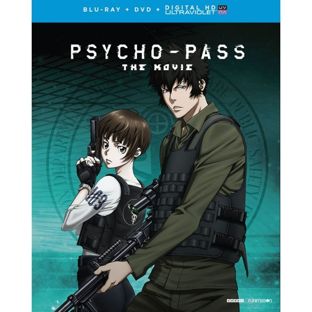 Psycho-Pass - The Movie [Blu-ray+DVD+Digital HD+UltraViolet]